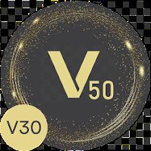 Download V50 Black Theme LG V30 V20 G5 G6 APK latest version App for PC