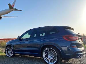 その他 BMW ALPINA XD3 2019のカスタム事例画像 よっしい88さんの2020年03月21日17:26の投稿