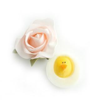 Hard-Boiled Egg Chicks.