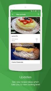 Dessert recepty - náhled