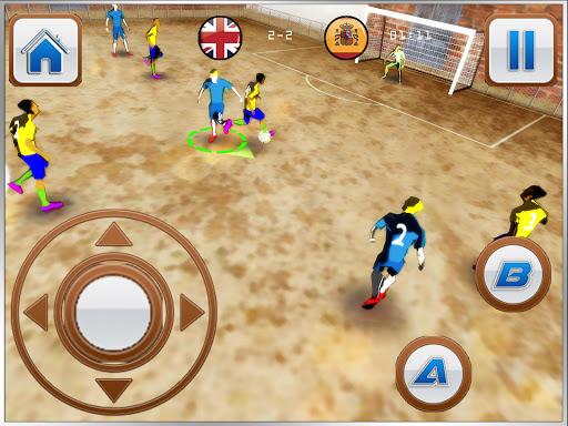 Soccer Village Stars: Street Football Legends 1.1 screenshots 1