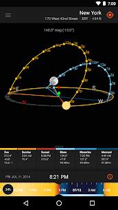 Sun Surveyor Mod Apk (Sun & Moon) 3
