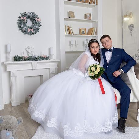 Wedding photographer Anna Daurskikh (daurskikh). Photo of 22.12.2017
