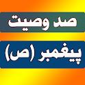 صد وصیت پیامبر - صلّى اللّه عليه و آله و سلّم icon