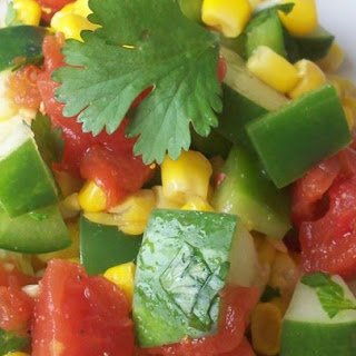 Mexican Cucumber Salad