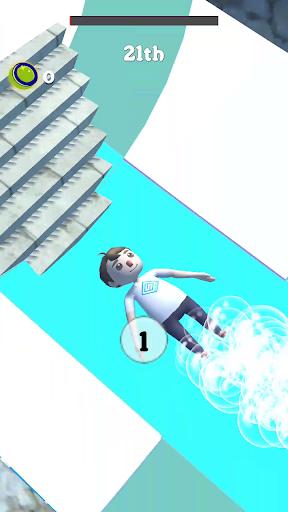 Idle Aqua Park : Water slide 1.1 screenshots 1