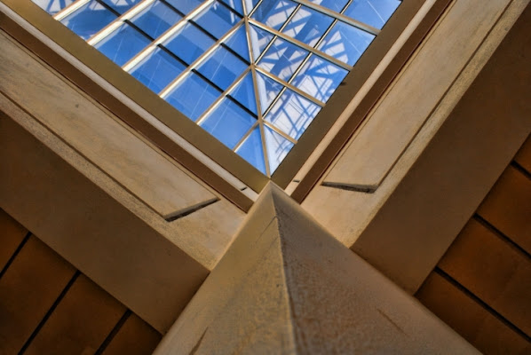 Geometrie verso la luce.... di Zerosedici