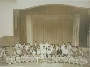Photo: 童軍1969年10月份活動