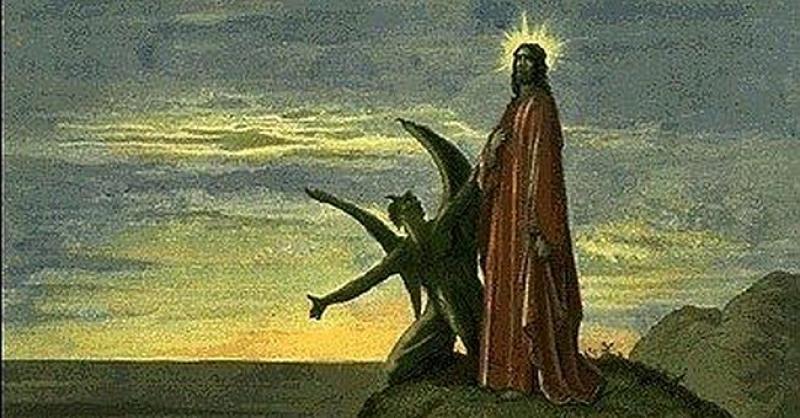 ZNATE LI Čime je đavao iskušavao Isusa tijekom 40 dana u pustinji? -  CroExpress - informativni medij Hrvata izvan Republike Hrvatske