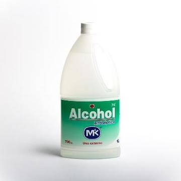 Alcohol MK Antiséptico