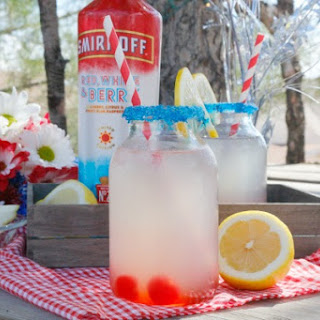 Boozy Sparkling Lemonade Recipe