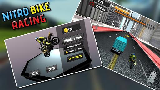 オートバイのレース: バイク レーシング:Bike Race