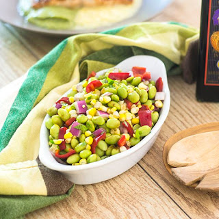 Edamame Corn Salad Recipes
