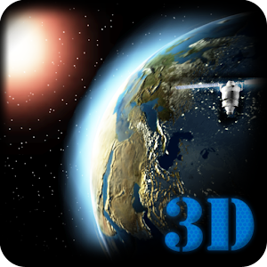 Simulator Earth Satellite VR for PC and MAC