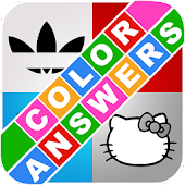 Answers for Logo Quiz (Colors)