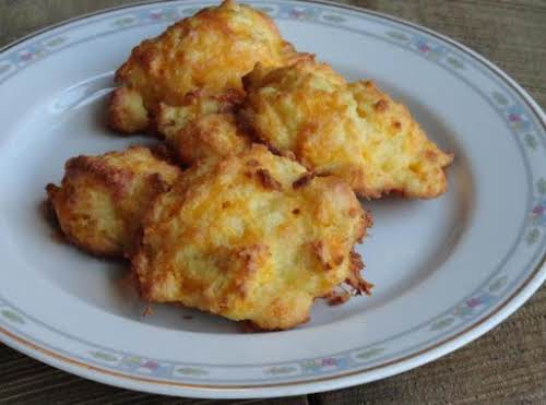 """Cheese Biscuits (Gluten free) """"I love the flavor mix in this recipe...."""