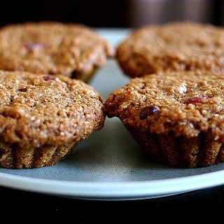 Sour Cream Bran Muffins.
