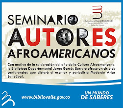 Photo: Palabra Afroamericana. Medardo Arias Satizábal. http://ntc-narrativa.blogspot.com/2012_03_26_archive.html http://ntc-eventos.blogspot.com/2011_08_03_archive.html Lanzamiento del libro. Abril 13, 2012. NTC ... Cubrimiento. http://ntc-narrativa.blogspot.com/2012_04_14_archive.html