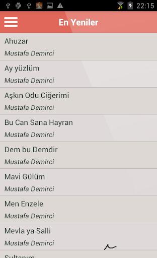 Mustafa Demirci İlahileri