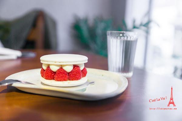 信義區甜點●河床工作室 – Pâtisserie Rivière●關注環境議題的創意甜品屋
