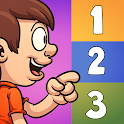 Preschool Math game for toddlers icon