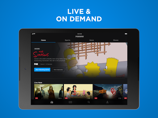 FOX NOW: Live & On Demand TV, Sports & Movies 3.9.2 screenshots 15