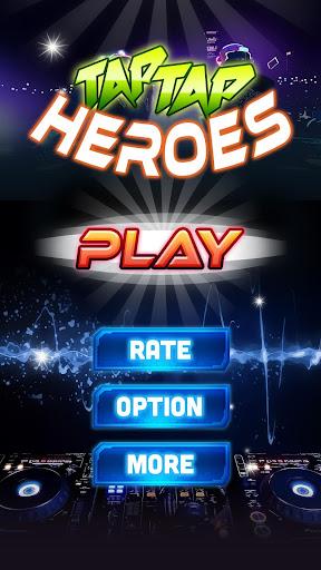 Tap Tap Heroes: Be a Rock Hero 1.0 de.gamequotes.net 3