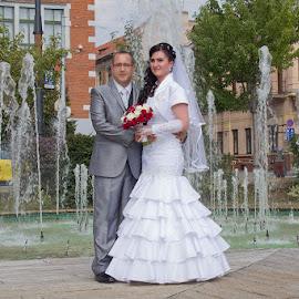 Gáborrr by Ingrid Vasas - Wedding Bride & Groom ( gáborr )