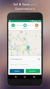 Reach Safe - Location Alert - náhled