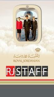 RJ Staff screenshot