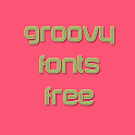Groovy Style Fonts Free icon