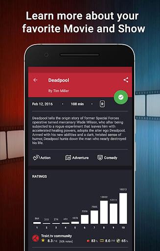 CineTrak: Your Movie and TV Show Diary 0.7.6 screenshots 3