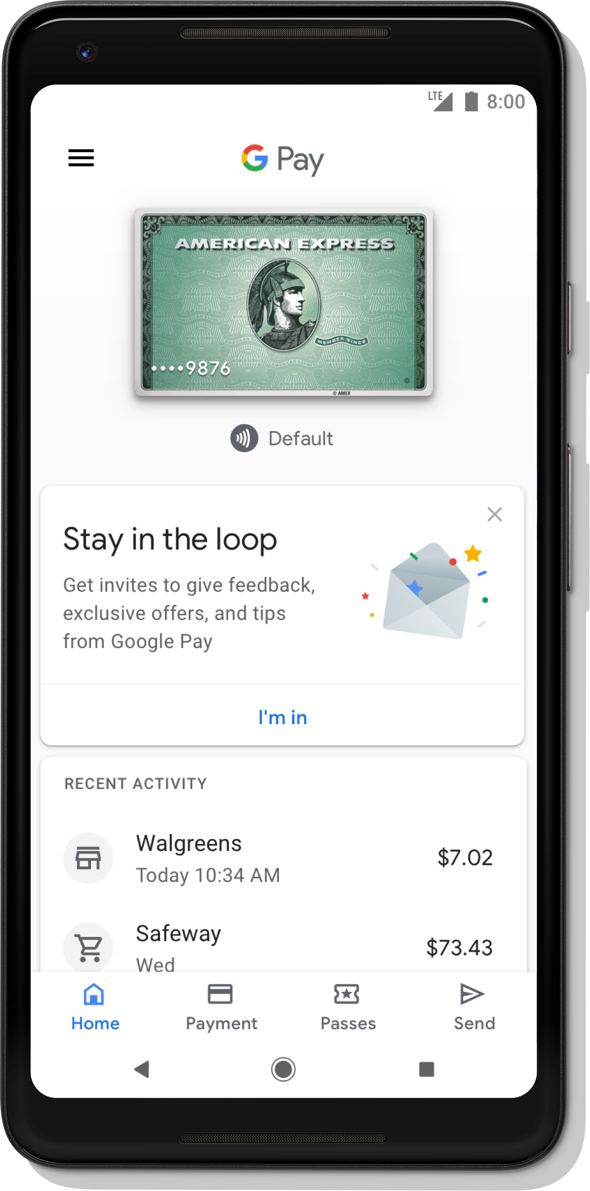 Google Pay for Business