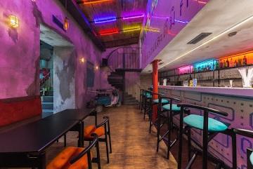 Ресторан Neon monkey