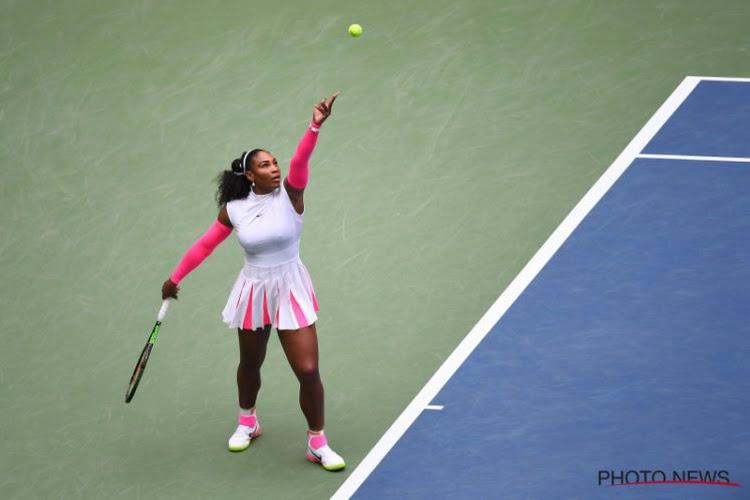 Waarom één offday Serena zeker niet zal doen panikeren