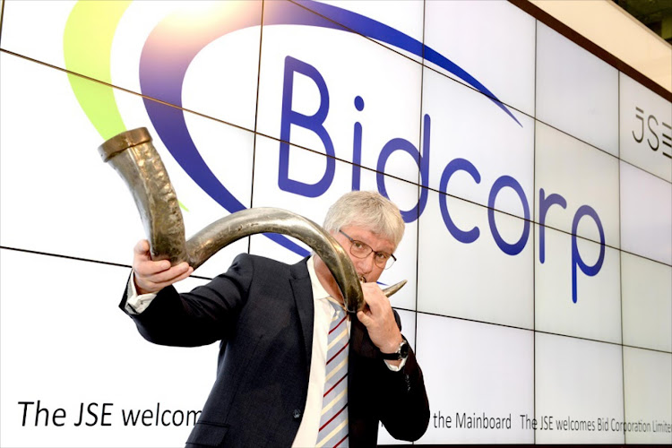 Bidcorp CEO Bernard Berson. Picture: RICHARD STREVER/ ZOOM PHOTOGRAPHY