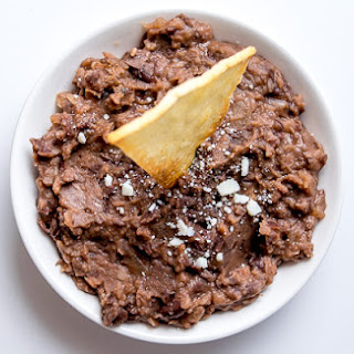 Simple, Epic Refried Beans