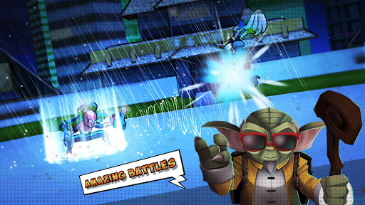 Code Triche SUPER HÉROS FIGHTERS APK MOD (Astuce) screenshots 1