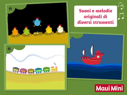 Maui Mini Giochi Educativi- miniatura screenshot