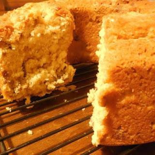 Caramel Pecan Pound Cake.