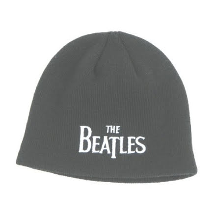 Beatles Beanie: Drop T Logo