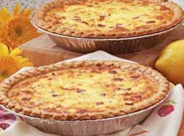 Ham And Cheese Quiche Recipe