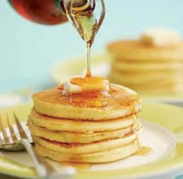 Buttermilk Pancakes- Mrs. Batterberry