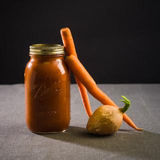 Homemade Garden Marinara Sauce