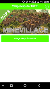 Village Maps for MCPE - náhled
