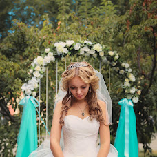 Wedding photographer Elina Zhelnovacheva (ElinaSove). Photo of 23.10.2015