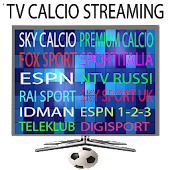 tv calcio streaming match