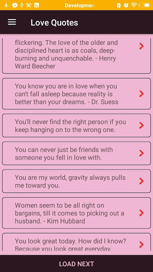 Romantic Love Quotes and Sayings- screenshot