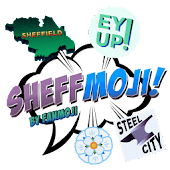 Sheffmoji! Steel City stickers