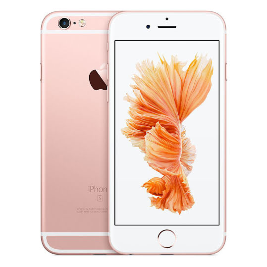 Apple iPhone 6S Plus 16GB Rose Gold (C)